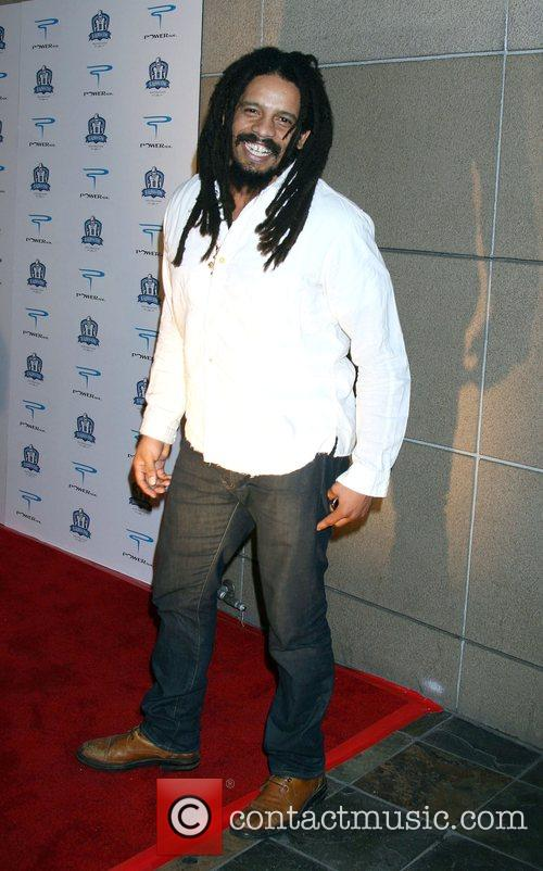 Rohan Marley The 'Lights on Bowl' benefit held...