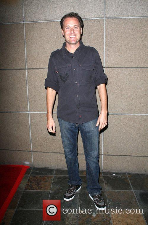 Chris Harrison The 'Lights on Bowl' benefit held...