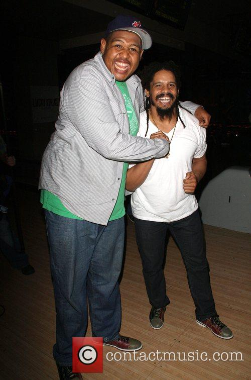 Omar Benson Miller and Rohan Marley The 'Lights...