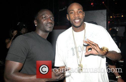 Akon and Dj Q45 3