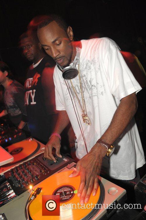 Lil Wayne celebrates his 26th birthday at Mansion...