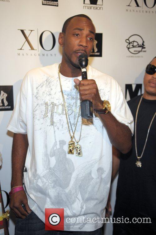 BET rapcity DJ Q45 Lil Wayne celebrates his...