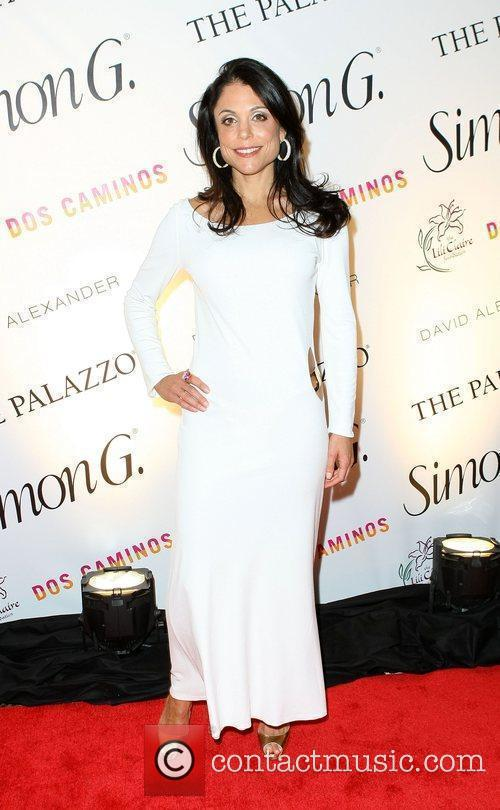 Bethenny Frankel Simon G. Jewelry and The Palazzo...
