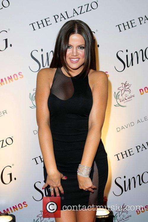 Khloe Kardashian and Las Vegas 6