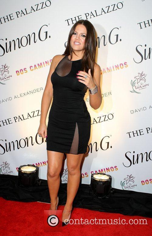 Khloe Kardashian and Las Vegas 1