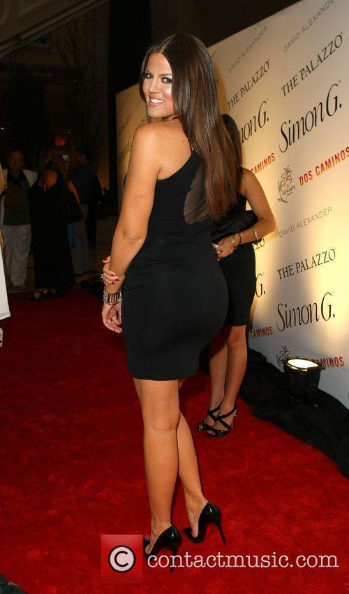 Khloe Kardashian and Las Vegas 4