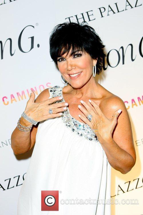 Kris Jenner Simon G. Jewelry and The Palazzo...