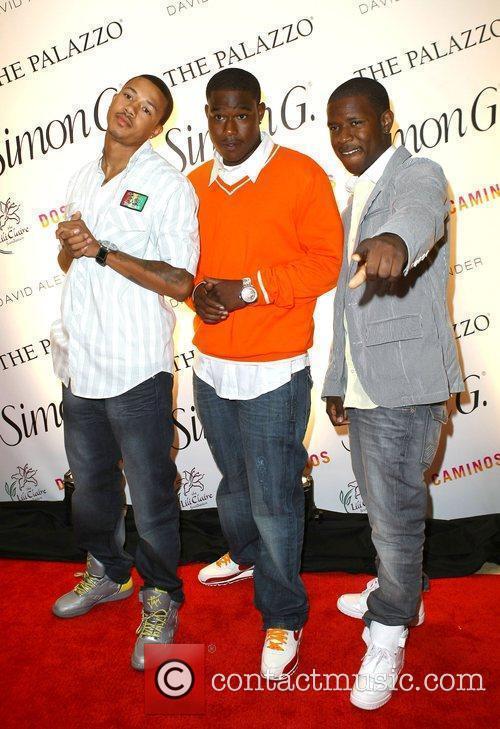Mista Bo, Black and T-Mac Simon G. Jewelry...