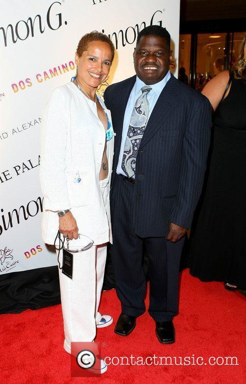 Shari Belefonte and Jay White Simon G. Jewelry...