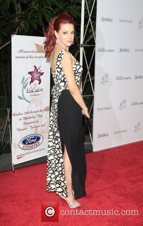 Gretchen Bonaduce attends the 11th Annual Lili Claire...
