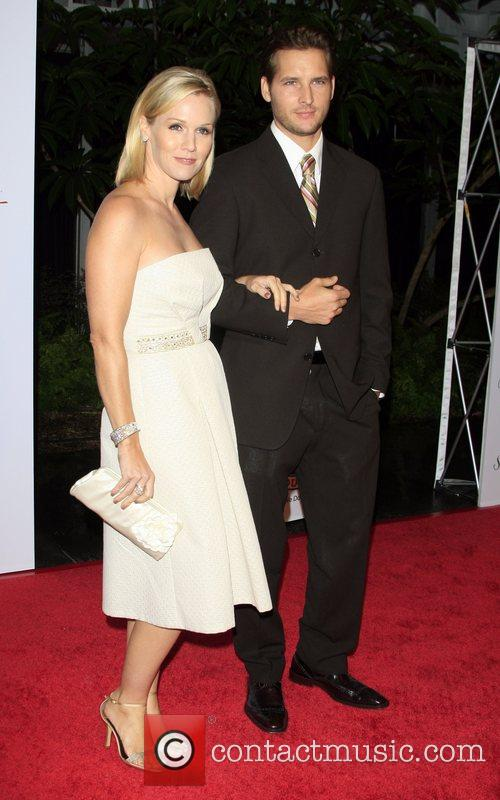 Jennie Garth and Husband Peter Facinelli 2