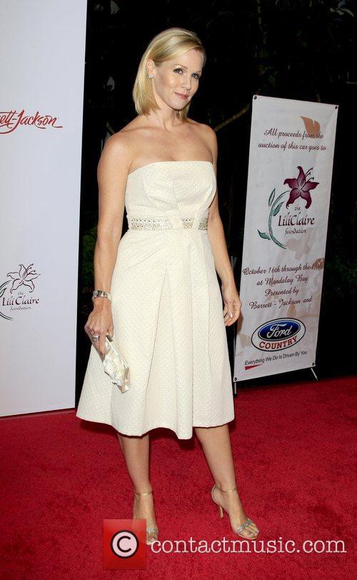 Jennie Garth attends the 11th Annual Lili Claire...