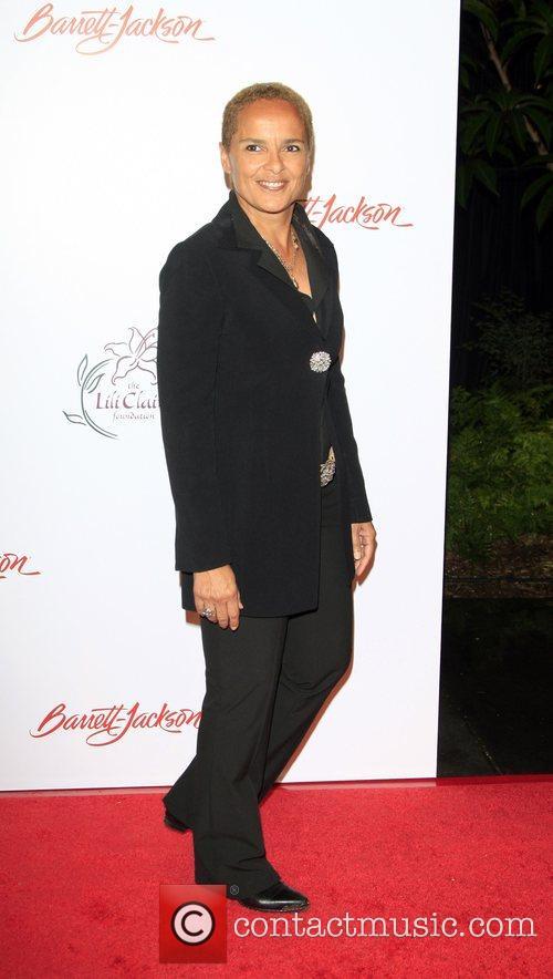 Shari Belafonte attends the 11th Annual Lili Claire...