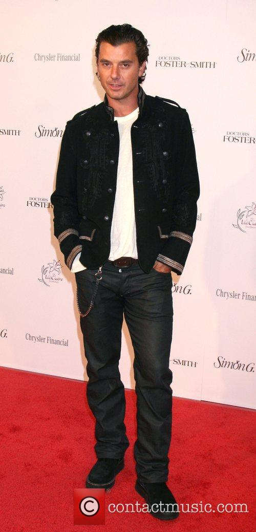 Gavin Rossdale The 11th Annual Lili Claire Foundation...
