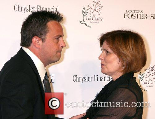 Matthew Perry and Lisa Kasteler 4