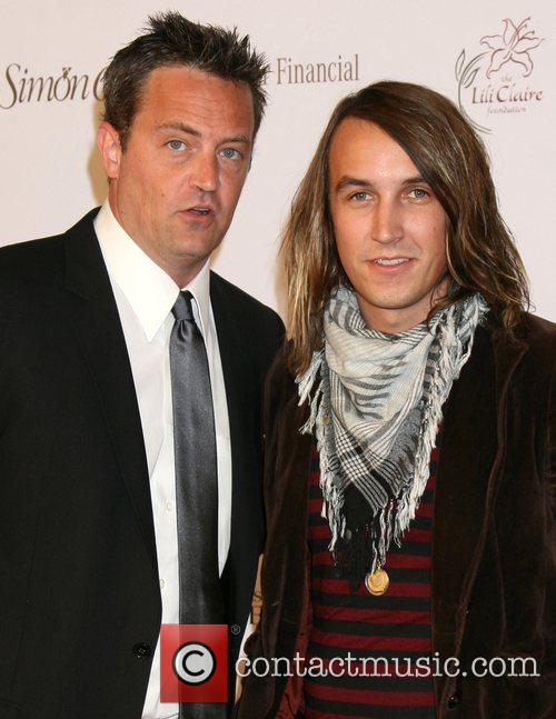 Matthew Perry and Tim Myers 5