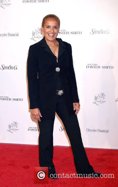 Shari Belafonte The 11th Annual Lili Claire Foundation...