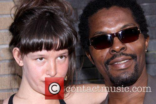 Paz De La Huerta and Isaach De Bankole 5