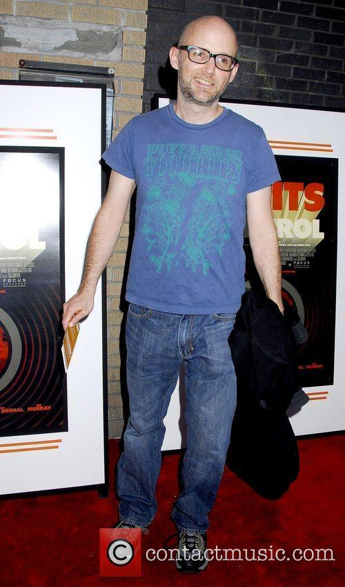 Moby Special New York screening of 'The Limits...