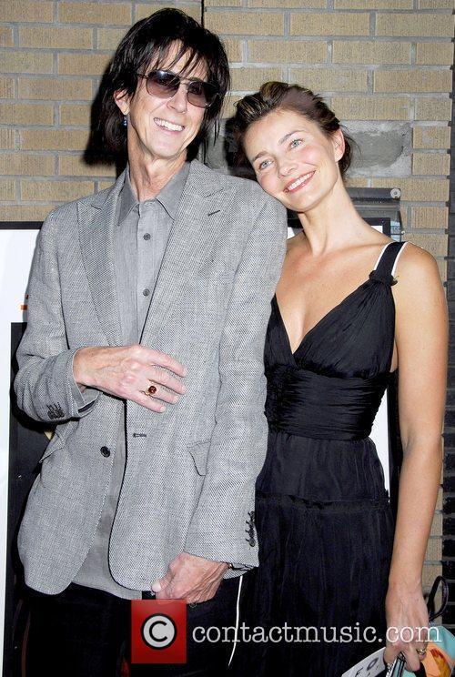 Ric Ocasek and Paulina Porizkova 6