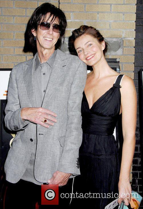Ric Ocasek and Paulina Porizkova 1