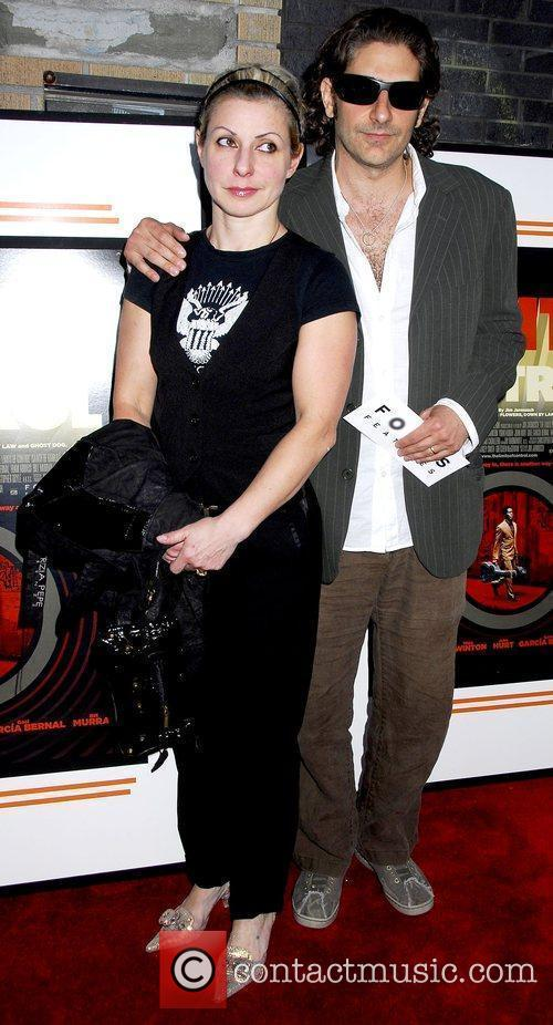 Victoria Chlebowski and Michael Imperioli Special New York...
