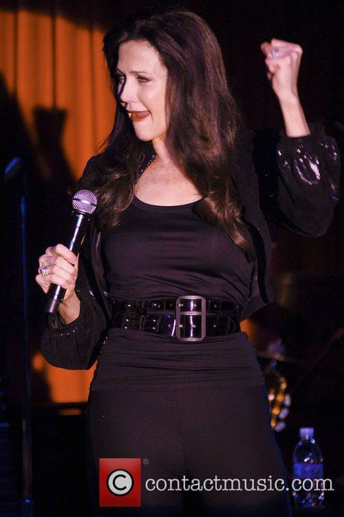 Performing at the Catalina Jazz Club