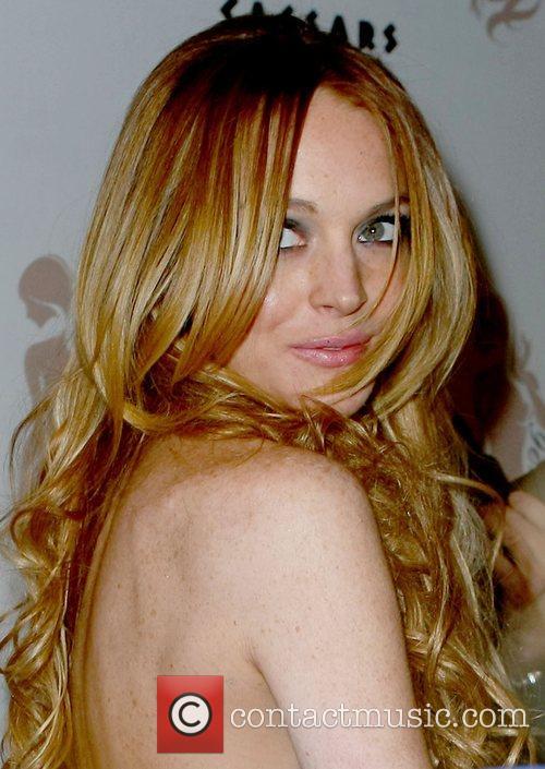 Lindsay Lohan Hosts and Lindsay Lohan 9