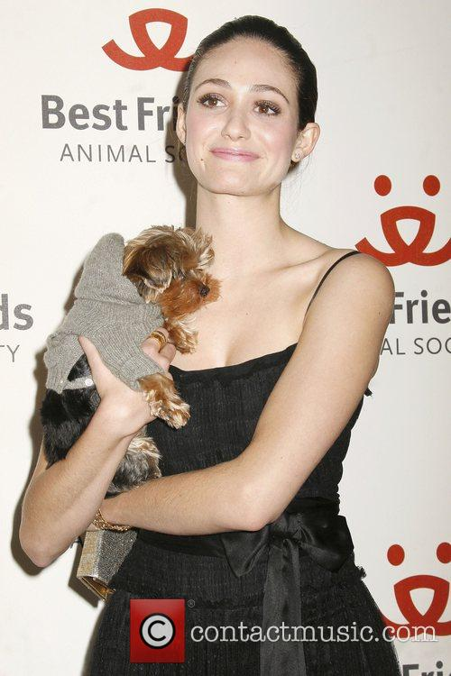 Emmy Rossum 15th Annual Lint Roller Party presented...