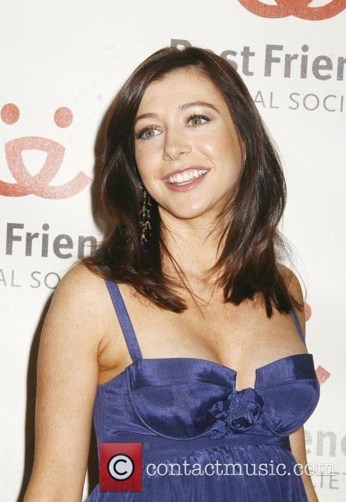 Alyson Hannigan 15th Annual Lint Roller Party held...