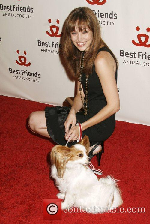 Autumn Reeser 15th Annual Lint Roller Party held...