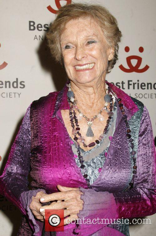 Cloris Leachman 15th Annual Lint Roller Party held...