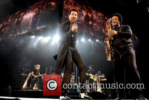 Lionel Richie, O2 Arena