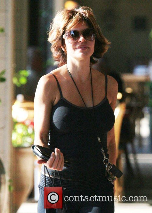 Lisa Rinna  was spotted spending some quality...