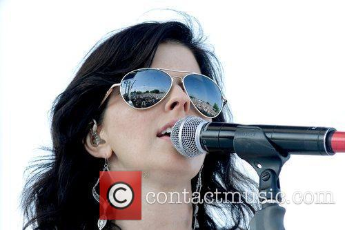 Karen Fairchild Of Little Big Town 5