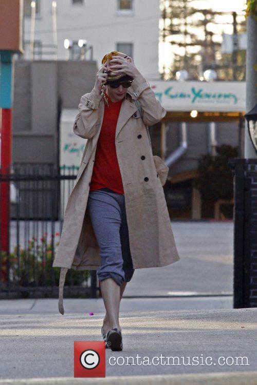 Liv Tyler  seen leaving a health spa...