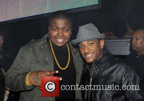 Sean Kingston and Lloyd