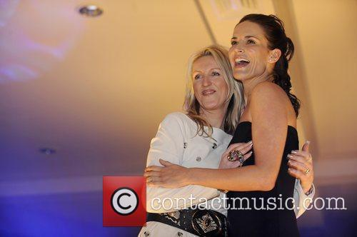 Guest and Sophie Anderton Liverpool Fashion Week held...