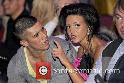 Guest and Michelle Keegan Liverpool Fashion Week held...