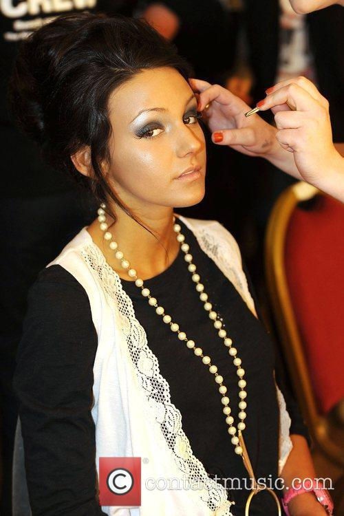 Liverpool Fashion Week event held at the Olympia...