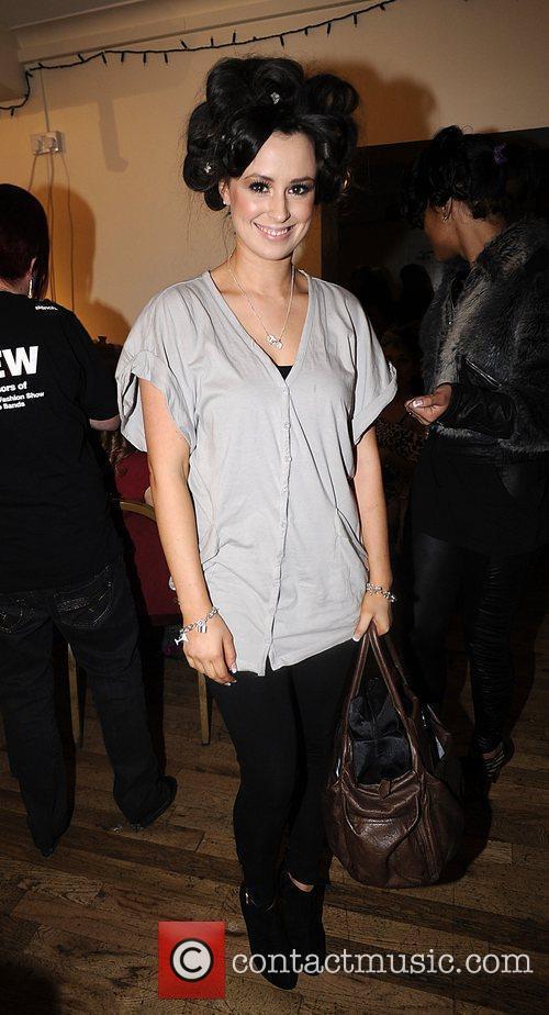 Jennifer Clark Liverpool Fashion Week event held at...
