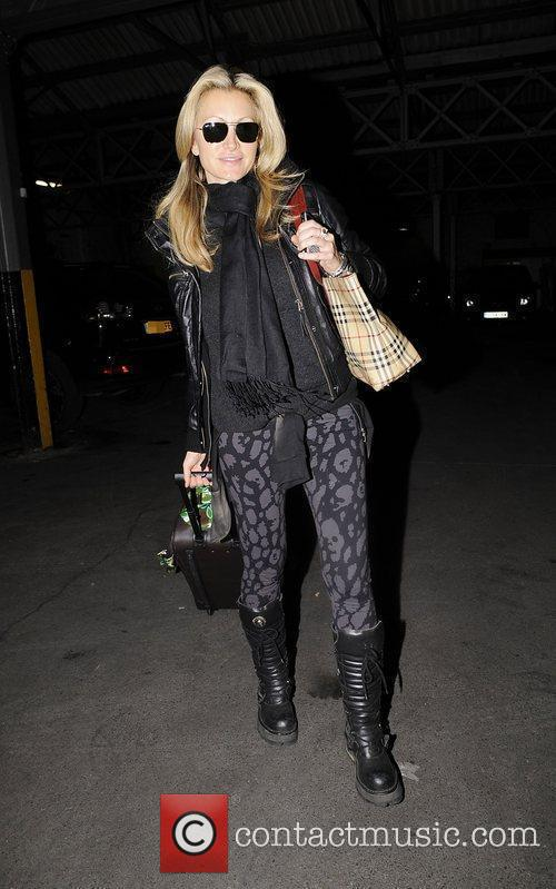 Arriving at the Adelphi hotel for Liverpool Fashion...