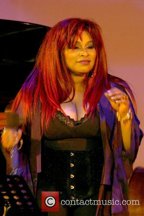 Chaka Khan performs at the 'Living Dream' concert...