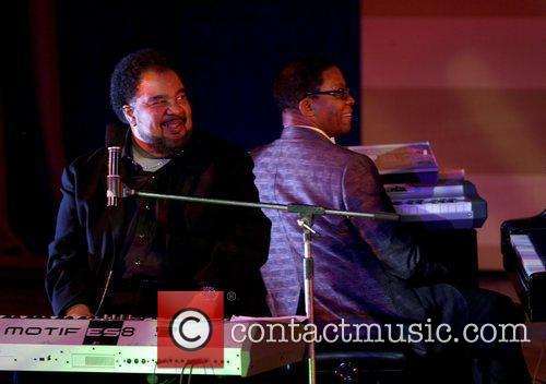 George Duke and Herbie Hancock 1
