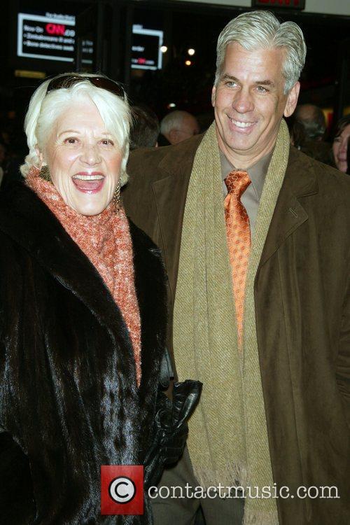 Linda Lavin and Steve Bakunas Opening Night of...
