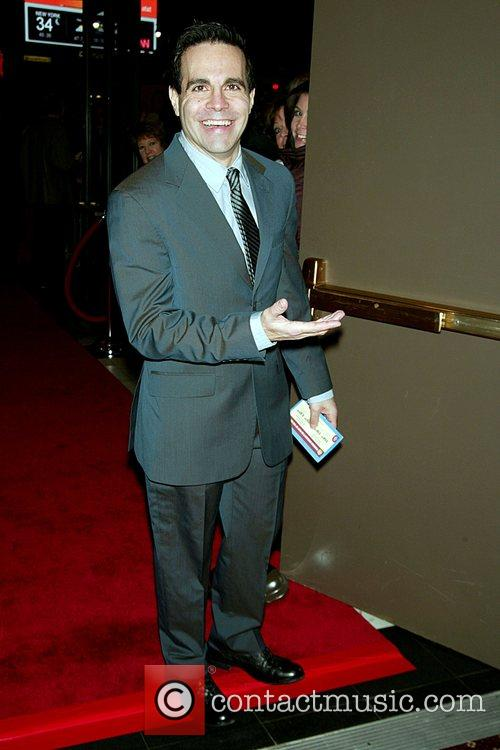 Mario Cantone Opening Night of 'Liza's At The...