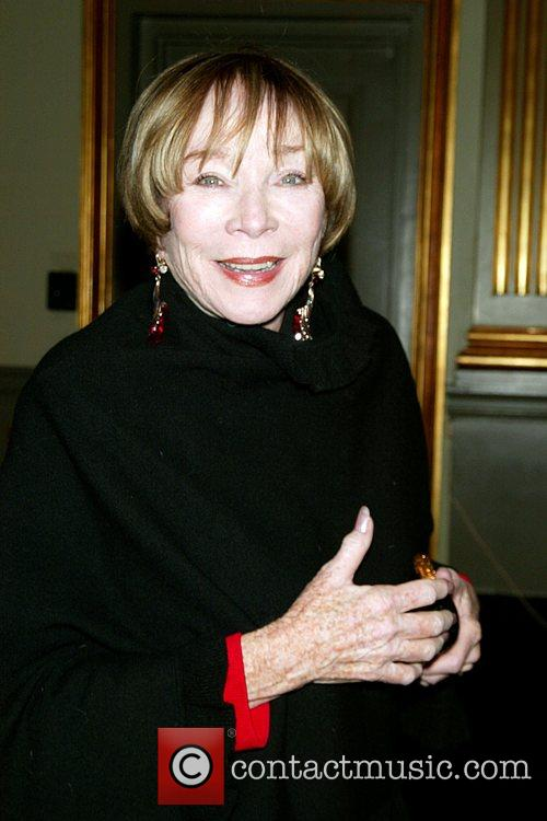 Shirley MacLaine Opening Night of 'Liza's At The...