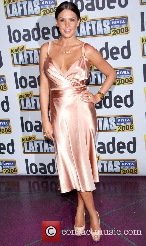 Danielle Lloyd The 6th Loaded LAFTAS 2008 at...