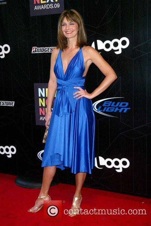 Paulina Porizkova 2nd Annual Logo NewNowNext Awards at...