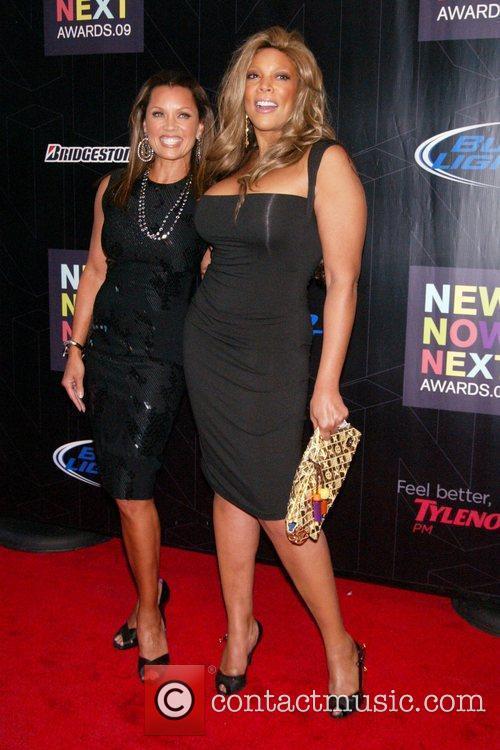 Vanessa Williams and Wendy Williams 9